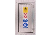 Инспекционная дверь для сушильных камер